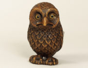 Seated Owl