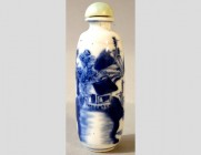 Porcelain Snuffbottle #107