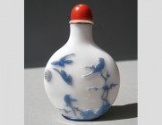 Porcelain Snuffbottle #84
